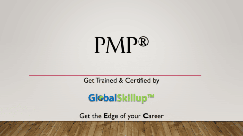 PMP Refresher Training