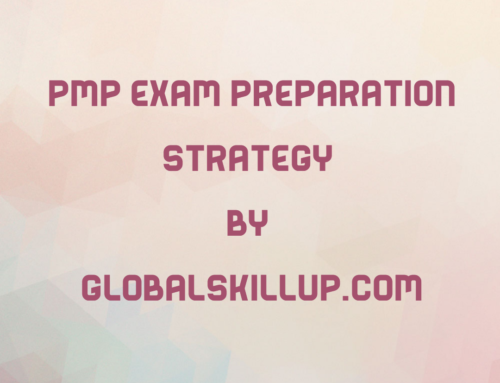 PMP Exam Preparation Strategy